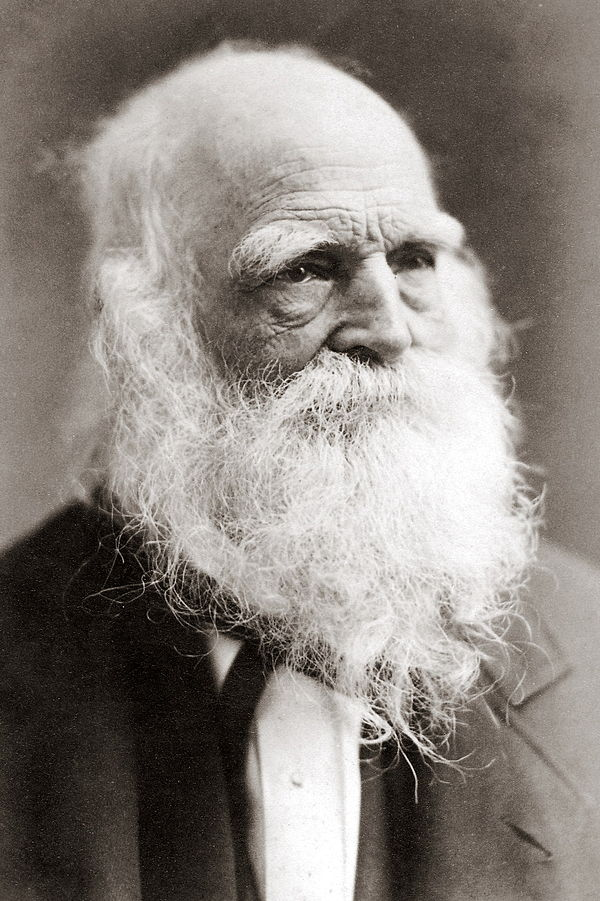 William Cullen Bryant (1794-1878)