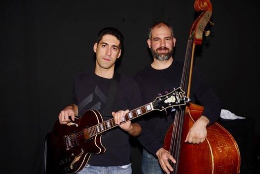 Andy Crawford & Harry Tonchev - Sandburg Songbag Concert, Sunday, August 11, 2019, 4:00pm