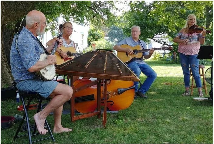 Hammer & PIck Folk Ensemble - March 8, 2020 - 2:00pm