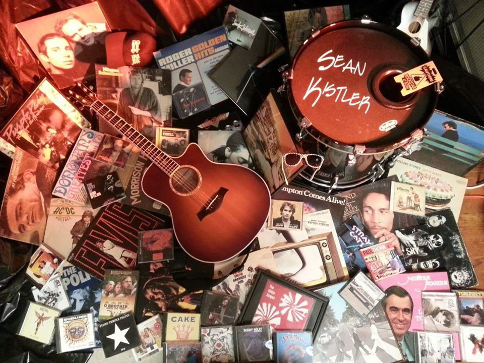 Sean Kistler - Sandburg Songbag - Sunday, October 11, 2020 - 2:00pm