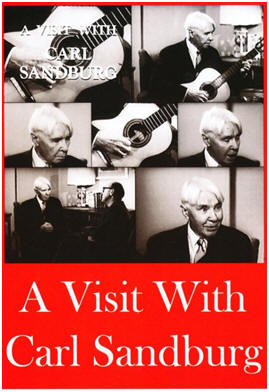 A Visit with Carl Sandburg, NBC, 1953 - DVD